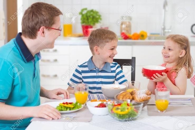 Rezultat iskanja slik za zajtrk otroci